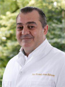 Prof. Dr. med. Arsen Babayan