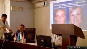 Wissenschaftlich-anwendungsorientierte Konferenz in Usbekistan